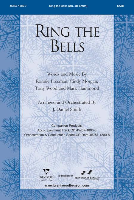 Ring The Bells (Orchestra Parts and Conductor's Score, CD-ROM)