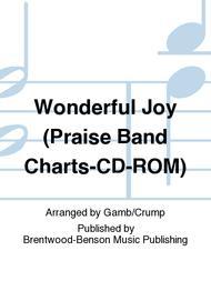 Wonderful Joy (Praise Band Charts-CD-ROM)