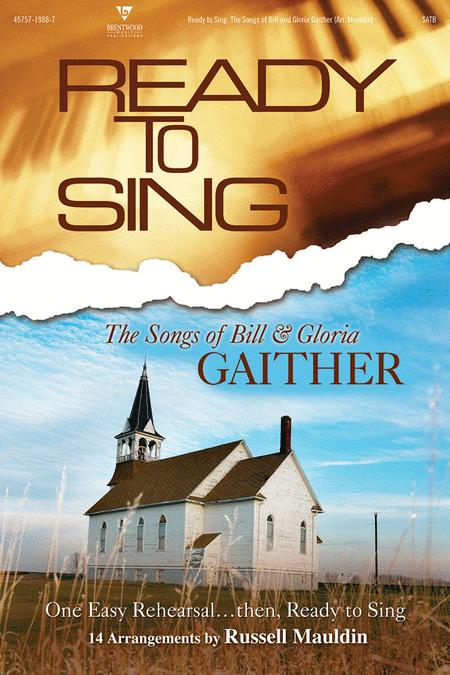 Ready To Sing The Songs Of Bill and Gloria Gaither (CD Preview Pack)