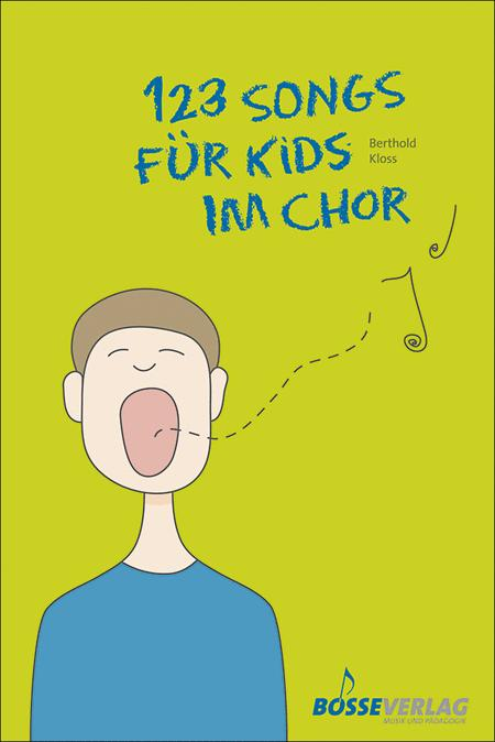 123 Songs fur Kids im Chor