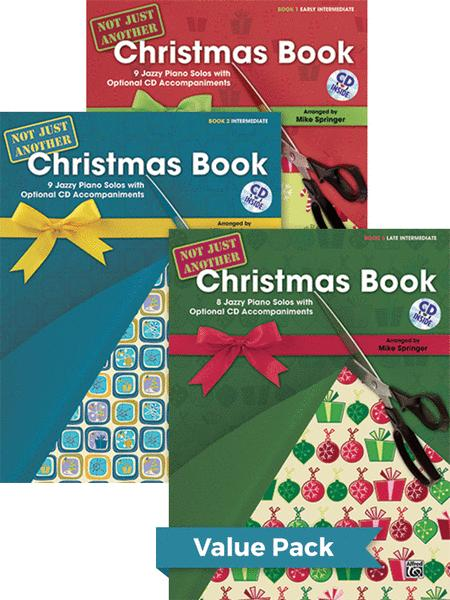 Not Just Another Christmas Book 1-3 (Value Pack)