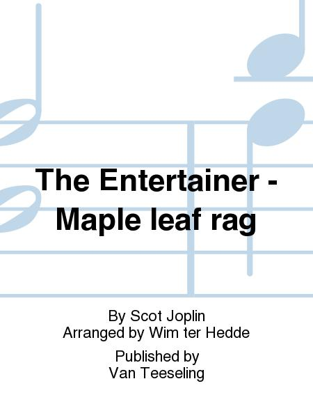 how to play maple leaf rag