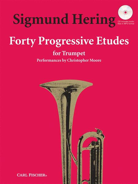Forty Progressive Etudes