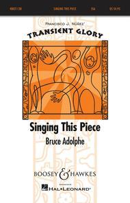 Singing This Piece