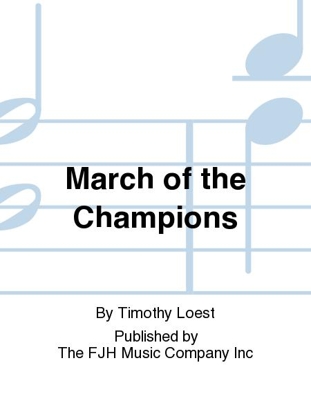 March of the Champions