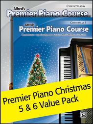 Premier Piano Course, Christmas 5 & 6 (Value Pack)
