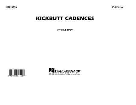 Kickbutt Cadences - Full Score