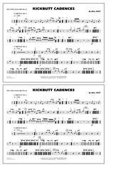 Kickbutt Cadences - Multiple Bass Drums