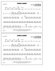 Open Arms - Snare Drum