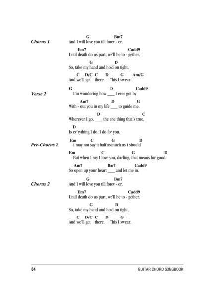 Preview This I Swear By John Reid (HX.177990) - Sheet Music Plus