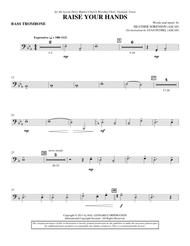 Raise Your Hands - Bass Trombone