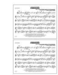 Firework - 1st Bb Trumpet