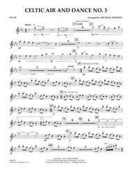 Celtic Air & Dance No. 3 - Flute