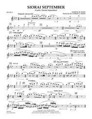 Siorai September - Flute 1