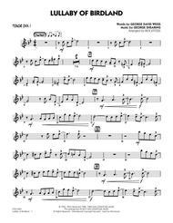 Lullaby Of Birdland - Tenor Sax 1