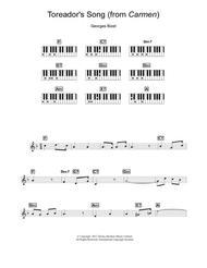 Toreador's Song (from Carmen)