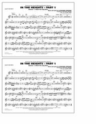 In The Heights: Part 1 - 2nd Bb Trumpet