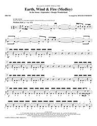 Earth, Wind & Fire (Medley) - Drums