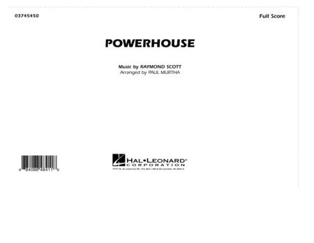 Powerhouse - Full Score