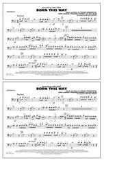 Born This Way - Trombone
