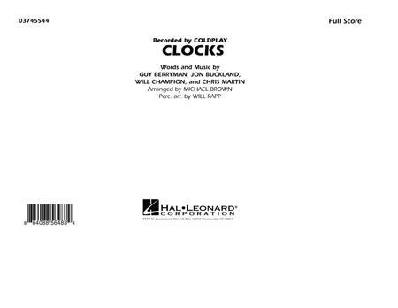Clocks - Full Score