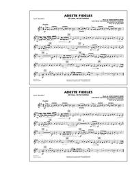 Adeste Fideles (O Come, All Ye Faithful) - 3rd Bb Trumpet