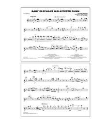 Baby Elephant Walk/Peter Gunn - Flute/Piccolo