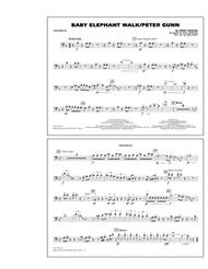 Baby Elephant Walk/Peter Gunn - Trombone