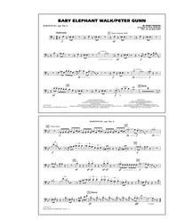 Baby Elephant Walk/Peter Gunn - Baritone B.C. (Opt. Tbn. 2)