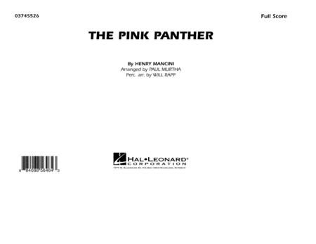 The Pink Panther - Full Score