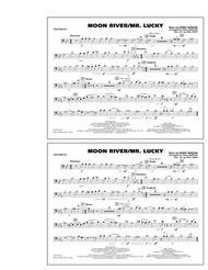 Moon River/Mr. Lucky - Trombone