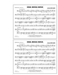 Soul Bossa Nova - Baritone B.C. (Opt. Tbn. 2)
