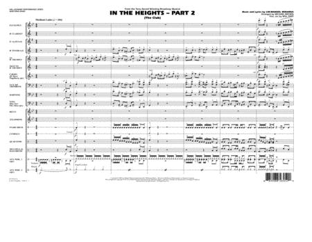 In The Heights: Part 2 (The Club) - Full Score
