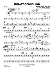 Lullaby Of Birdland - Drums