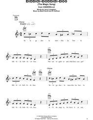Bibbidi-Bobbidi-Boo (The Magic Song)