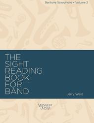 Sight Reading Book for Band, Vol. 2 - Bari Sax