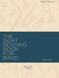 Sight Reading Book for Band, Vol. 2 - Oboe