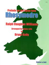 Prelude on the hymn tune 'Rhosymedre'