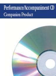 Let the People Sing Hosanna! - Performance/Accompaniment CD