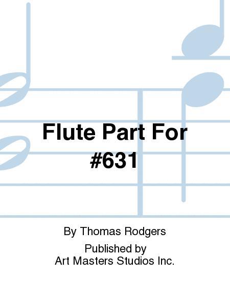 Flute Part For #631