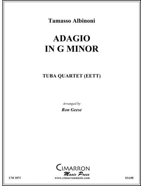 Adagio in g minor