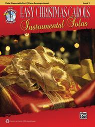 Easy Christmas Carols Instrumental Solos for Strings