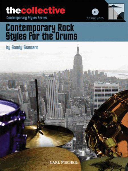 Contemporary Rock Styles for the Drums