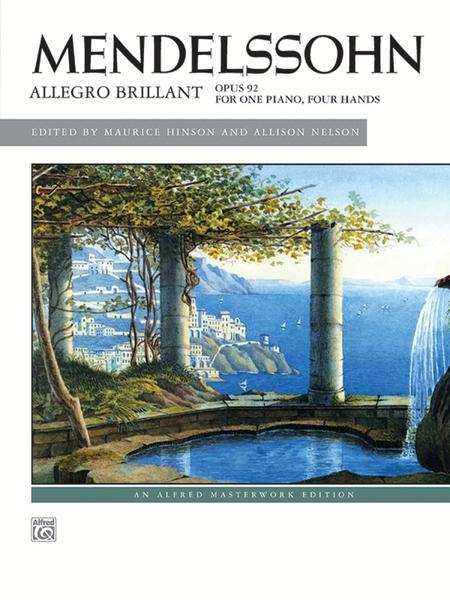 Mendelssohn -- Allegro brillant