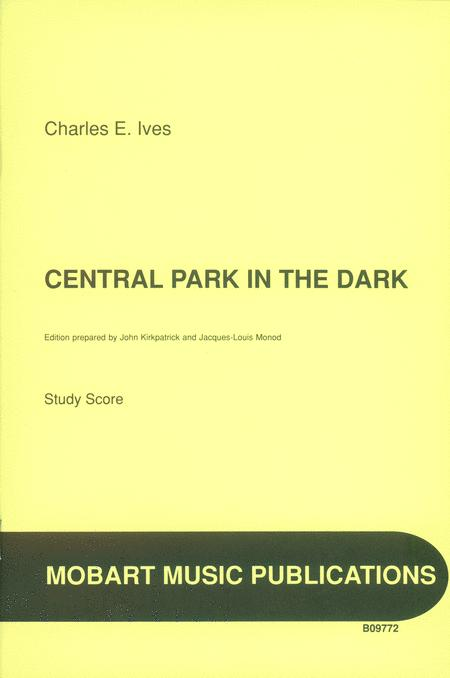 Central Park in the Dark