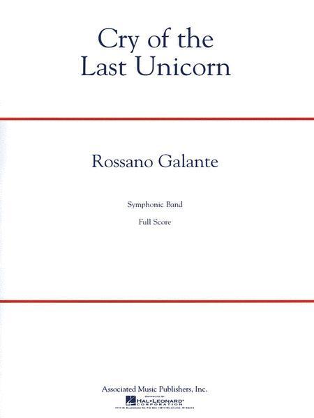 Cry of the Last Unicorn
