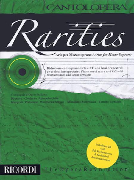 Cantolopera: Arias for Mezzo-Soprano - Rarities