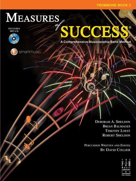 Measures of Success Trombone Book 2