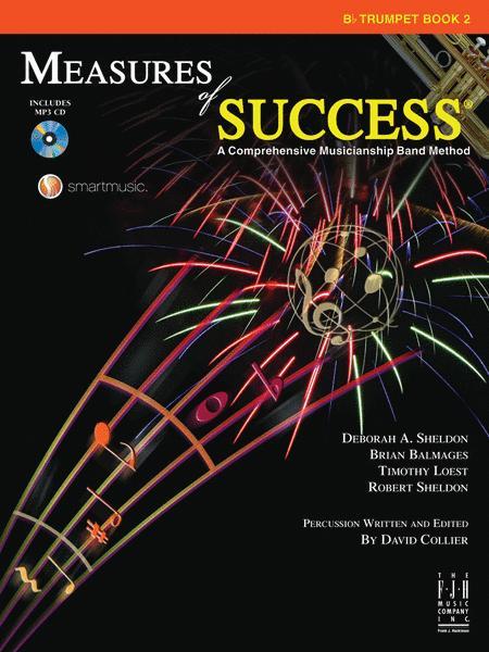 Measures of Success Trumpet Book 2