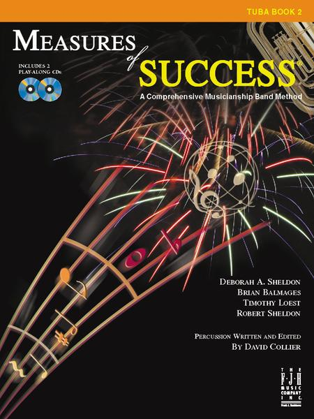 Measures of Success Tuba Book 2